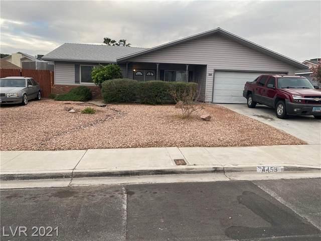 4453 El Carnal Way, Las Vegas, NV 89121 (MLS #2288200) :: The Perna Group