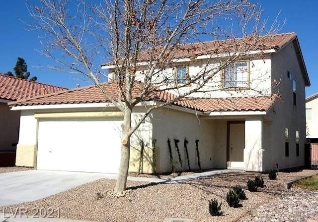 9536 Chanticleer Court, Las Vegas, NV 89129 (MLS #2288202) :: Signature Real Estate Group