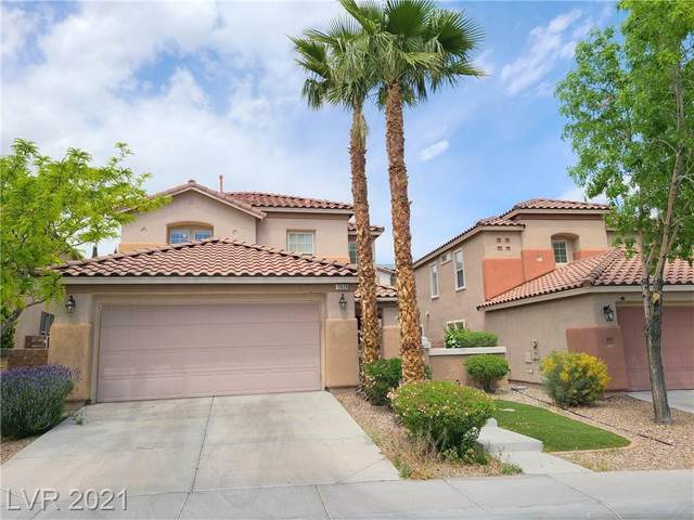 11628 Villa Malaparte Avenue, Las Vegas, NV 89138 (MLS #2288210) :: Lindstrom Radcliffe Group