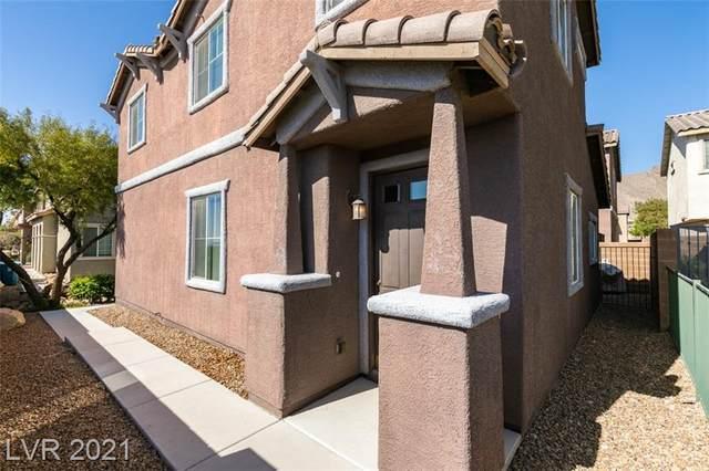 4158 Sparrow Rock Street, Las Vegas, NV 89129 (MLS #2288239) :: The Shear Team