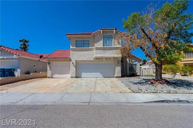 5255 Autumn Sky Road, Las Vegas, NV 89118 (MLS #2288245) :: Lindstrom Radcliffe Group