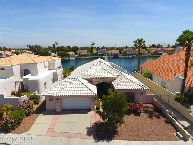 2800 Lakecrest Drive, Las Vegas, NV 89128 (MLS #2288254) :: Galindo Group Real Estate