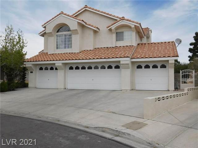 2025 Summit Pointe Drive, Las Vegas, NV 89117 (MLS #2288273) :: Vestuto Realty Group