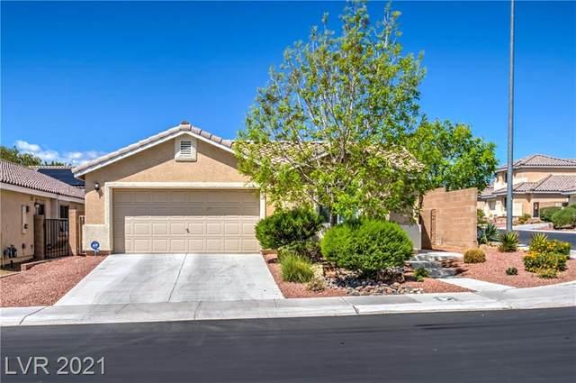 5737 Bullhead Street, North Las Vegas, NV 89031 (MLS #2288274) :: Lindstrom Radcliffe Group