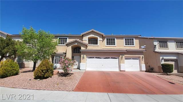 318 Parrot Hill Avenue, North Las Vegas, NV 89032 (MLS #2288279) :: Signature Real Estate Group