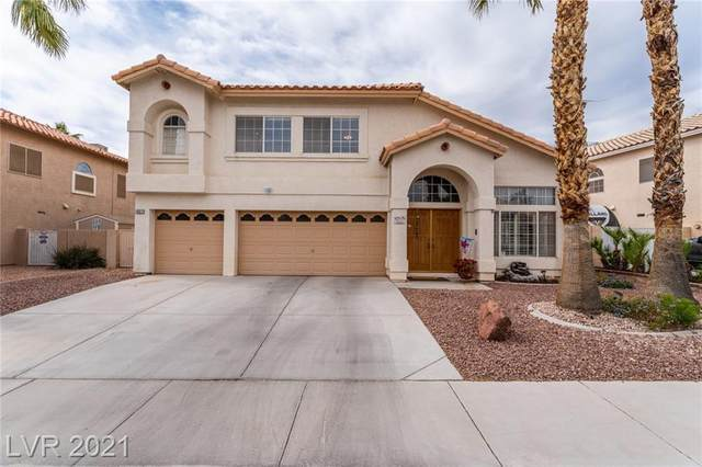 7421 Cypress Grove Court, Las Vegas, NV 89129 (MLS #2288286) :: The Perna Group