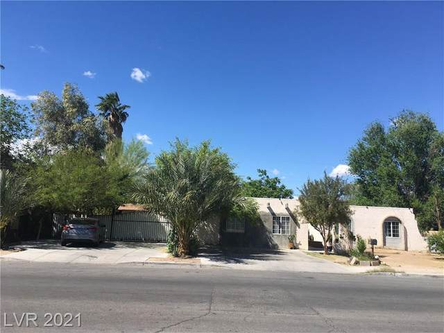 4662 Mohave Avenue, Las Vegas, NV 89104 (MLS #2288288) :: The Mark Wiley Group | Keller Williams Realty SW