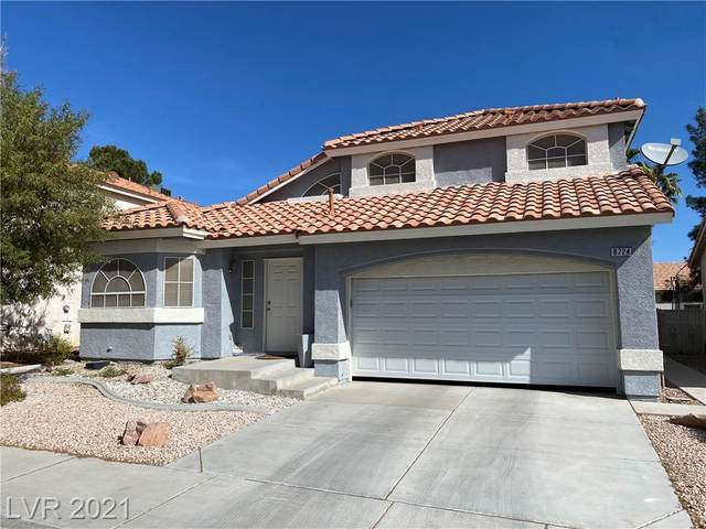 8724 Country View Avenue, Las Vegas, NV 89129 (MLS #2288300) :: Custom Fit Real Estate Group
