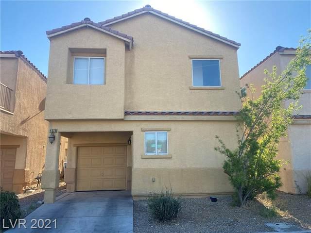 4028 Emerald Wood Street, Las Vegas, NV 89115 (MLS #2288335) :: Signature Real Estate Group