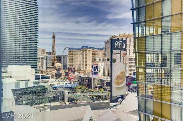 3726 Las Vegas Boulevard #1508, Las Vegas, NV 89158 (MLS #2288339) :: Jeffrey Sabel