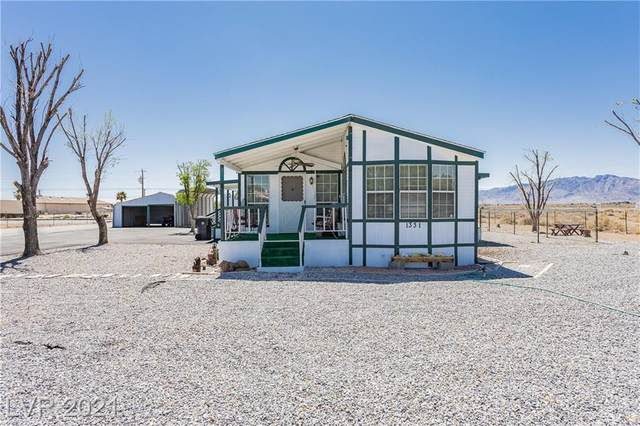 1331 Hardy Lane, Pahrump, NV 89048 (MLS #2288342) :: Jeffrey Sabel