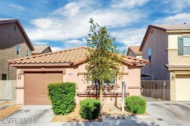1160 Orange Meadow Street, Las Vegas, NV 89142 (MLS #2288356) :: Jack Greenberg Group