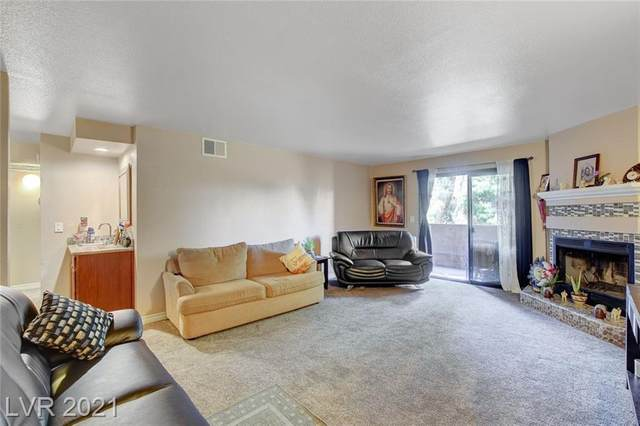 2451 Rainbow Boulevard #2066, Las Vegas, NV 89108 (MLS #2288358) :: Signature Real Estate Group