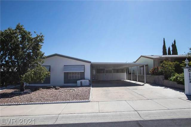 2002 Roberts Road, Henderson, NV 89002 (MLS #2288369) :: Custom Fit Real Estate Group