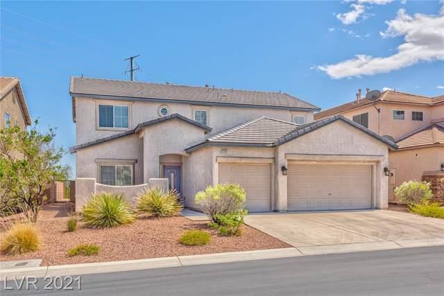 4344 Baker Hill Street, Las Vegas, NV 89129 (MLS #2288370) :: Custom Fit Real Estate Group