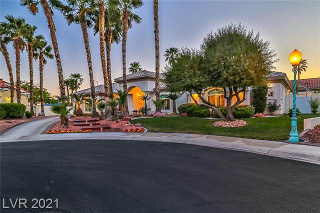 7781 Brambly Creek Court, Las Vegas, NV 89129 (MLS #2288377) :: Jeffrey Sabel