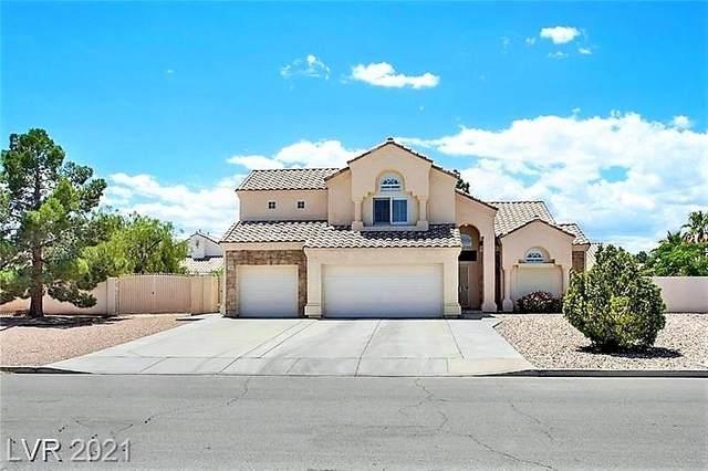 3169 Redwood Street, Las Vegas, NV 89146 (MLS #2288378) :: The Mark Wiley Group | Keller Williams Realty SW