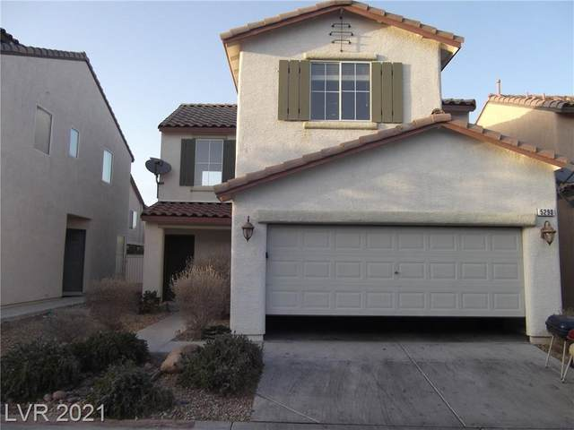5290 Valencia Crest Avenue, Las Vegas, NV 89139 (MLS #2288381) :: Signature Real Estate Group