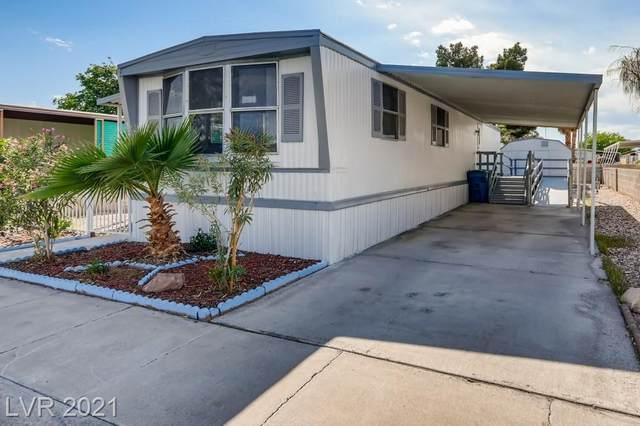 3483 Haleakala Drive, Las Vegas, NV 89122 (MLS #2288386) :: Custom Fit Real Estate Group