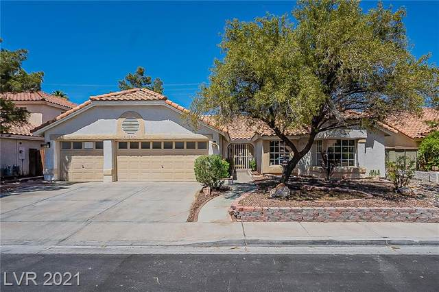 1174 Little Sidnee Drive, Las Vegas, NV 89123 (MLS #2288426) :: Jeffrey Sabel