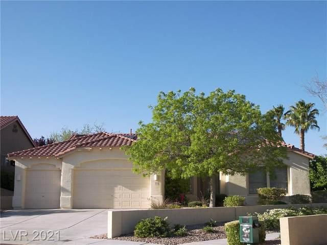 10200 Angel Peak Court, Las Vegas, NV 89134 (MLS #2288450) :: The Mark Wiley Group | Keller Williams Realty SW