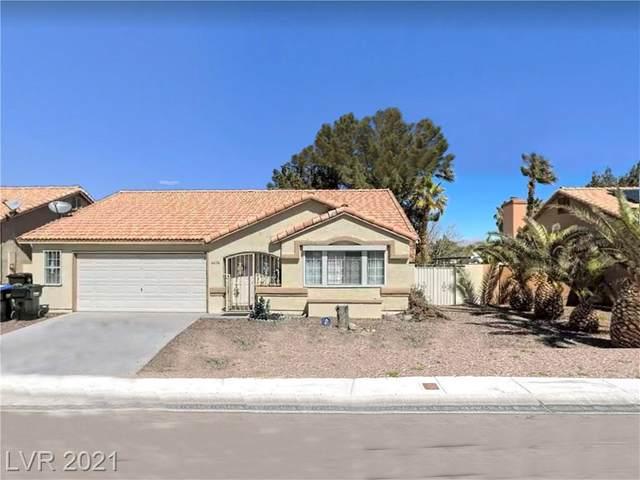 4416 Fenton Lane, Las Vegas, NV 89032 (MLS #2288453) :: Jeffrey Sabel