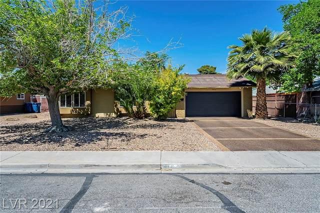 3866 Commanche Avenue, Las Vegas, NV 89121 (MLS #2288456) :: The Perna Group