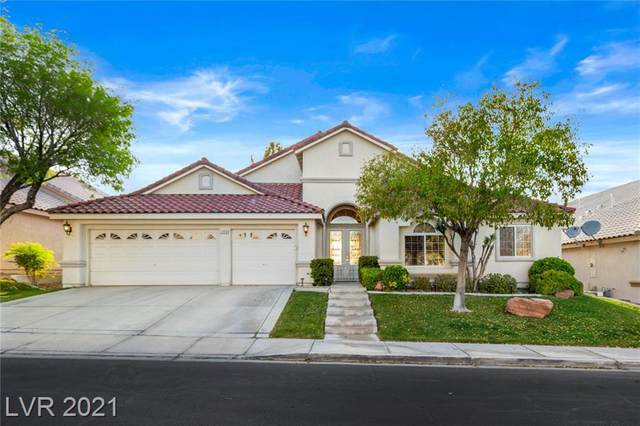 2410 Goldfire Circle, Henderson, NV 89052 (MLS #2288467) :: Team Michele Dugan