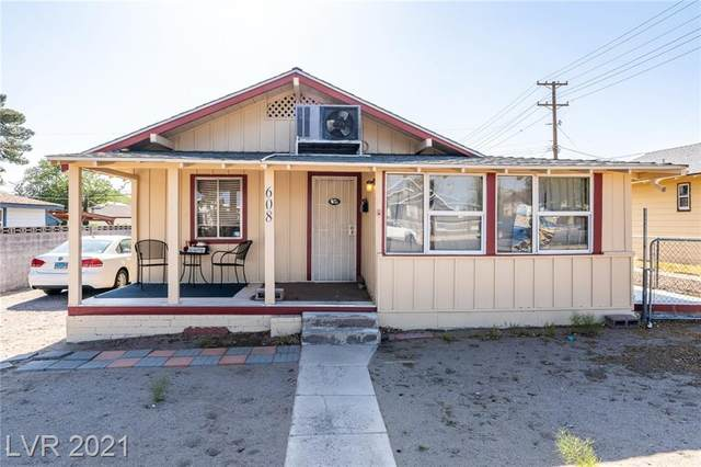 608 California Avenue, Boulder City, NV 89005 (MLS #2288471) :: Jeffrey Sabel