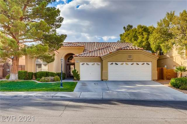 857 Rainbolt Lane, Henderson, NV 89052 (MLS #2288476) :: Signature Real Estate Group