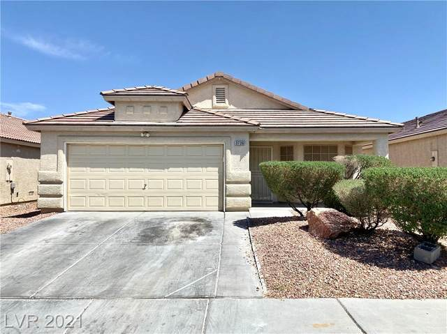 3736 Sorrowing Sparrow Court, North Las Vegas, NV 89032 (MLS #2288484) :: Signature Real Estate Group
