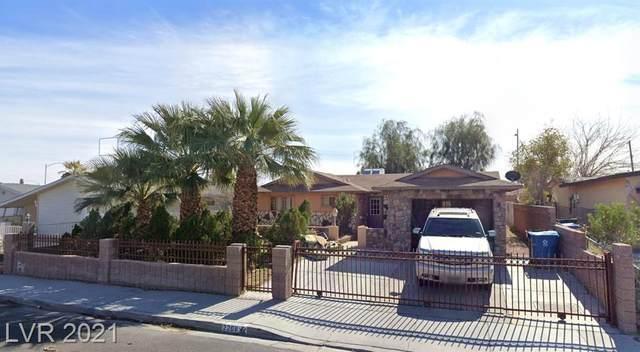 2208 Brady Avenue, Las Vegas, NV 89101 (MLS #2288507) :: Lindstrom Radcliffe Group