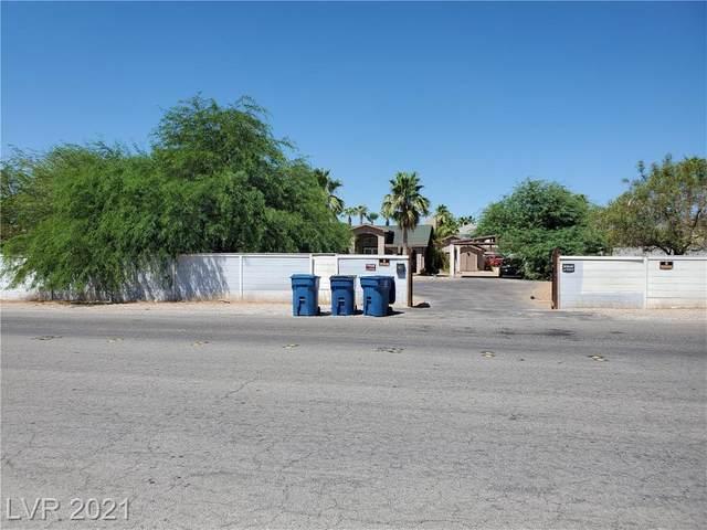 9155 Tamarus Street, Las Vegas, NV 89123 (MLS #2288512) :: The Perna Group