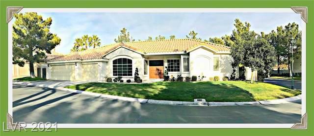 8916 Echo Ridge Drive, Las Vegas, NV 89117 (MLS #2288517) :: Galindo Group Real Estate