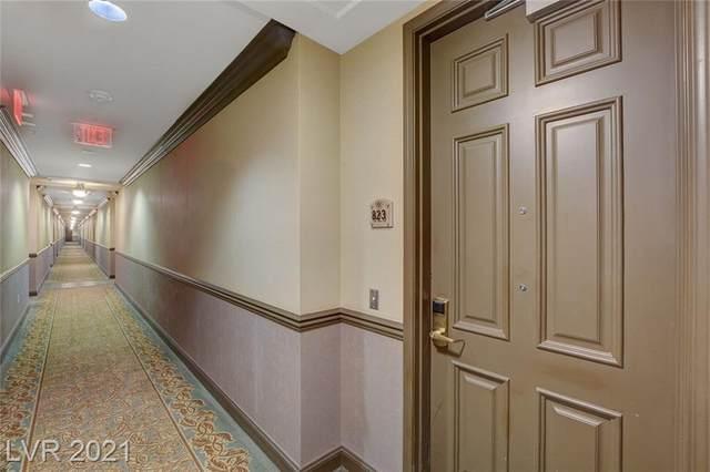 2405 Serene Avenue #823, Las Vegas, NV 89123 (MLS #2288523) :: The Perna Group