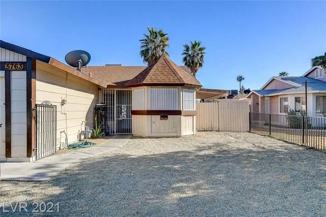 5763 Blue Sea Street, Las Vegas, NV 89110 (MLS #2288532) :: Signature Real Estate Group