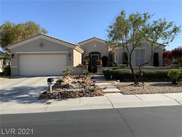 10473 Acclamato Avenue, Las Vegas, NV 89135 (MLS #2288536) :: Jeffrey Sabel