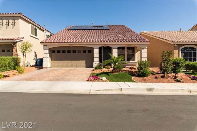 5538 Perry Creek Street, Las Vegas, NV 89141 (MLS #2288553) :: Custom Fit Real Estate Group