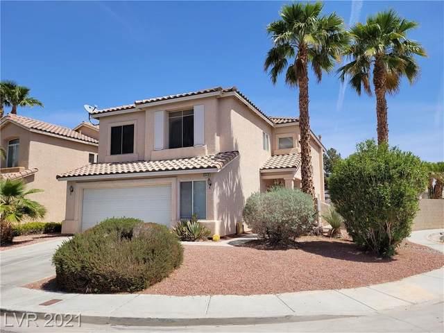 8648 Emerald Grove Way, Las Vegas, NV 89123 (MLS #2288572) :: The Perna Group