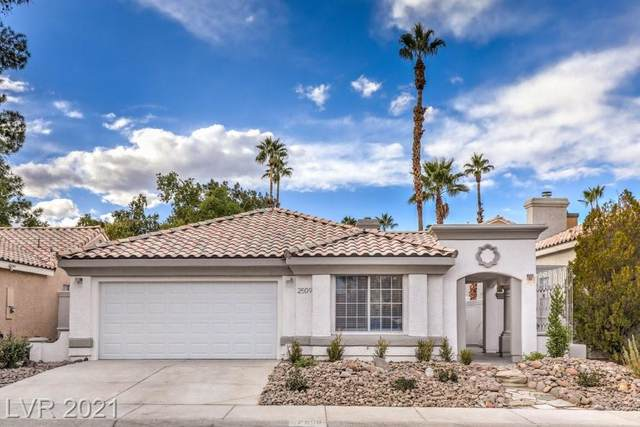 2509 Sea Venture Drive, Las Vegas, NV 89128 (MLS #2288599) :: Signature Real Estate Group