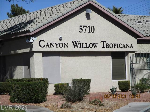5710 Tropicana Avenue #2183, Las Vegas, NV 89122 (MLS #2288603) :: Lindstrom Radcliffe Group