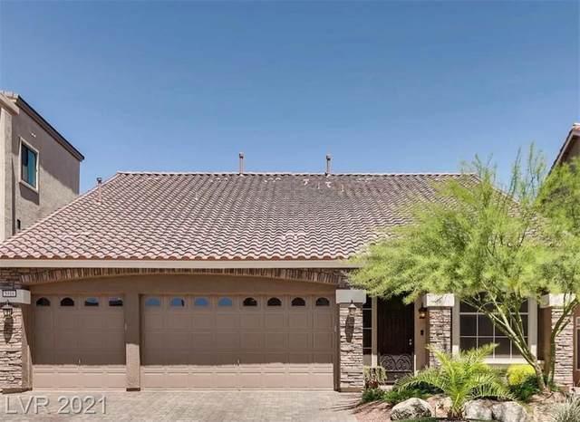 5916 Brimstone Hill Avenue, Las Vegas, NV 89141 (MLS #2288627) :: Signature Real Estate Group