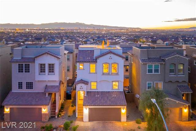 365 Gracious Way, Henderson, NV 89011 (MLS #2288641) :: Custom Fit Real Estate Group