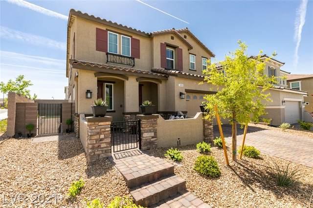 3489 Monte Cervino Avenue, Henderson, NV 89044 (MLS #2288657) :: Jack Greenberg Group