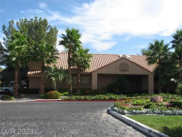 5062 S Rainbow Boulevard #102, Las Vegas, NV 89118 (MLS #2288675) :: Custom Fit Real Estate Group