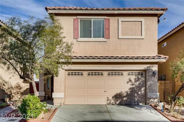 1868 Vida Pacifica Street, Las Vegas, NV 89115 (MLS #2288713) :: Lindstrom Radcliffe Group