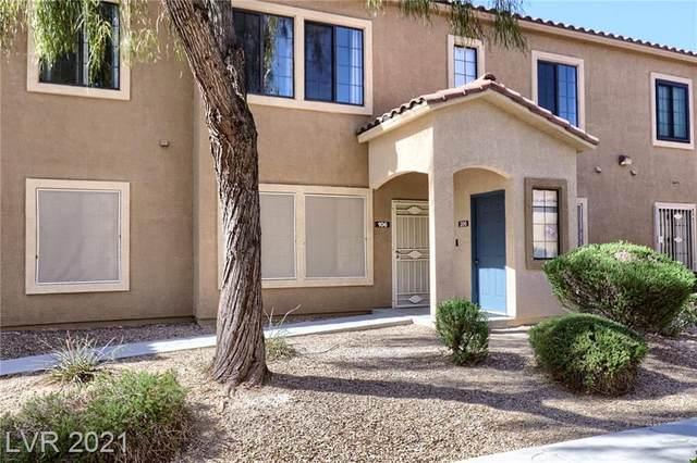 2171 Hussium Hills Street #206, Las Vegas, NV 89108 (MLS #2288725) :: Signature Real Estate Group