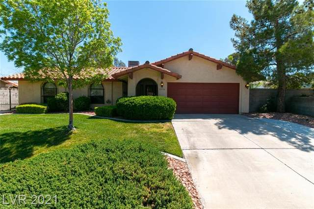 2258 Heavenly View Drive, Henderson, NV 89014 (MLS #2288730) :: Signature Real Estate Group