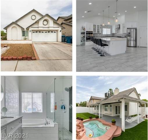 3336 Buffalo Narrows Circle, Las Vegas, NV 89129 (MLS #2288737) :: Signature Real Estate Group