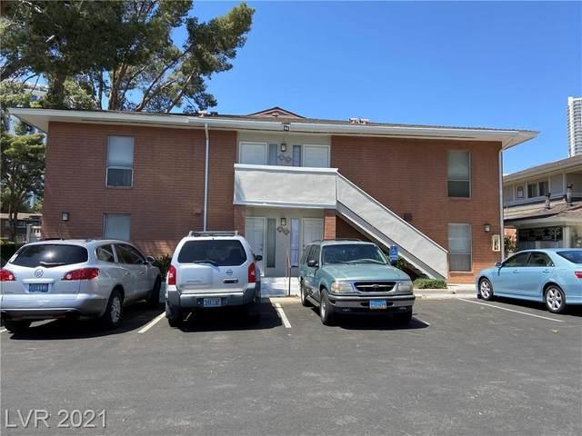 634 Oakmont Avenue #1901, Las Vegas, NV 89109 (MLS #2288739) :: Custom Fit Real Estate Group